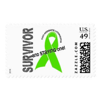 Superviviente del linfoma de Non-Hodgkins Sellos