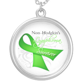 Superviviente del linfoma Non-Hodgkin Colgante Redondo