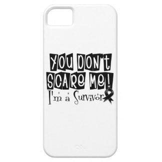 Superviviente del melanoma usted no me asusta iPhone 5 cárcasa