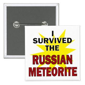 Superviviente del meteorito pin