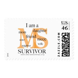 Superviviente del ms - hembra envio