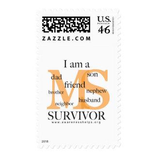 Superviviente del ms - varón