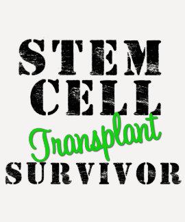 Superviviente del trasplante de la célula madre polera