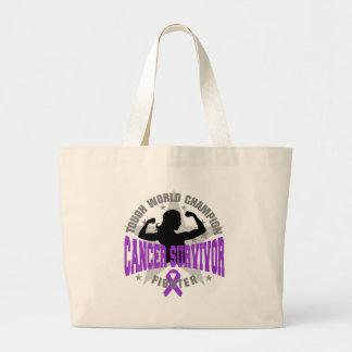 Superviviente duro del cáncer de Leiomyosarcoma Bolsas
