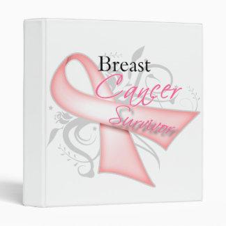 Superviviente floral 2 del cáncer de pecho de la c