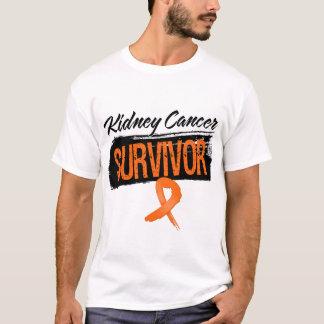 Superviviente fresco del cáncer del riñón playera