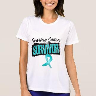 Superviviente fresco del cáncer ovárico playera