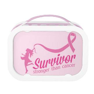 Superviviente más fuerte que cáncer