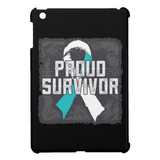 Superviviente orgulloso del cáncer de cuello del