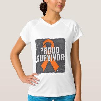 Superviviente orgulloso del cáncer del riñón playera