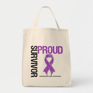 Superviviente orgulloso - Leiomyosarcoma Bolsa