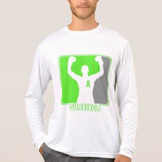 Superviviente que gana del linfoma Non-Hodgkin Tshirt