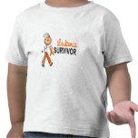 Superviviente SFT de la leucemia Camiseta