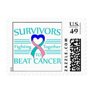 Supervivientes del cáncer de tiroides que luchan j envio