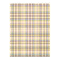 Superwash Plaid Pattern Texture Design Canvas Print