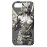Suplente de Hawkgirl Funda Para iPhone SE/5/5s