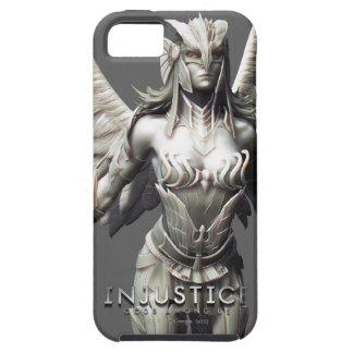 Suplente de Hawkgirl iPhone 5 Carcasas