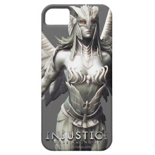 Suplente de Hawkgirl iPhone 5 Protectores