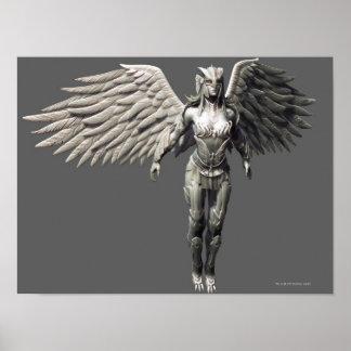 Suplente de Hawkgirl Póster