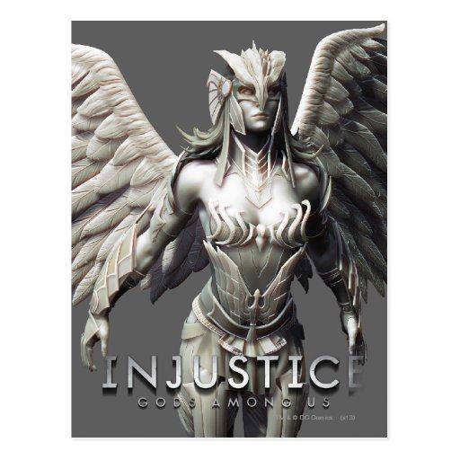 Suplente de Hawkgirl Postales