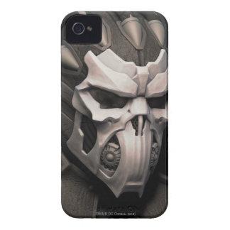Suplente de la perdición - cabeza Case-Mate iPhone 4 protector