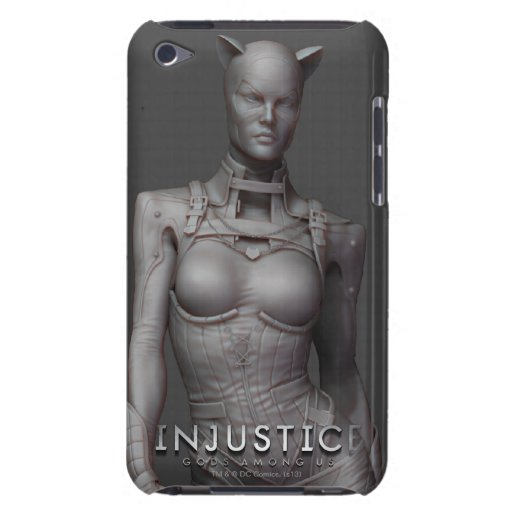 Suplente del Catwoman Case-Mate iPod Touch Protectores
