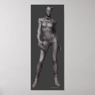 Suplente del Catwoman Poster