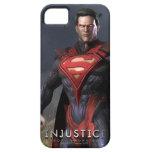 Suplente del superhombre iPhone 5 Case-Mate protectores