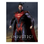Suplente del superhombre posters