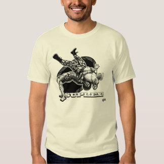 ¡Suplex! favorable camisa de lucha