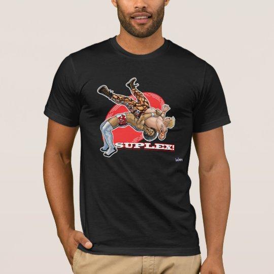 Pro wrestling shirts