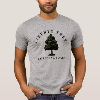 Súplica del árbol de la libertad al camisetas de camisas