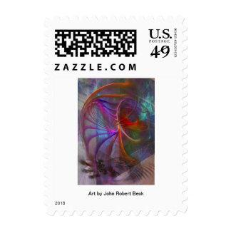 Súplica del encintado sello