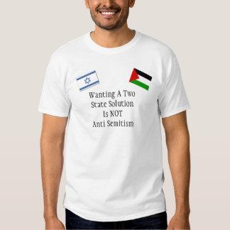 Súplica para la paz en el Oriente Medio Remera