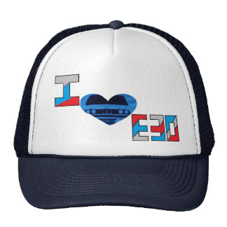 suport your e30 trucker hat