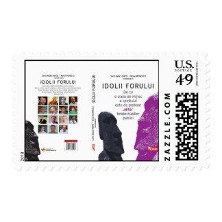 Suporta Idolii Forului Postage Stamps