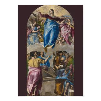Suposición de la Virgen de El Greco Anuncios
