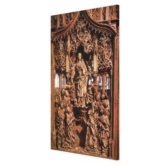 Suposición de la Virgen Impresion De Lienzo