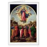 Suposición de la Virgen Tarjeta De Felicitación