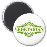 Suposición en el verde - vegetariano iman