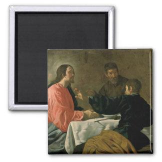 Supper at Emmaus, 1620 Magnet