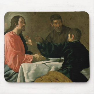 Supper at Emmaus, 1620 Mouse Pad