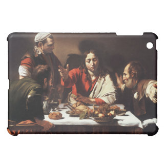 Supper at Emmaus - Caravaggio) Cover For The iPad Mini