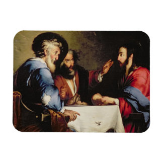Supper at Emmaus Magnet