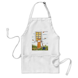 Supper Time Apron