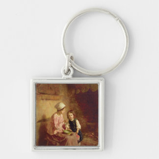 Supper Time Keychain