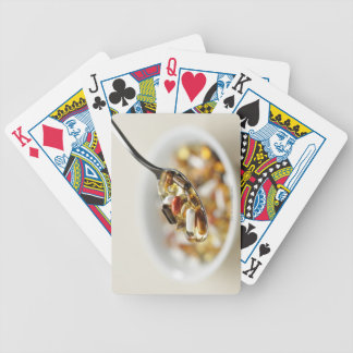 Supplements Bicycle Playing Cards