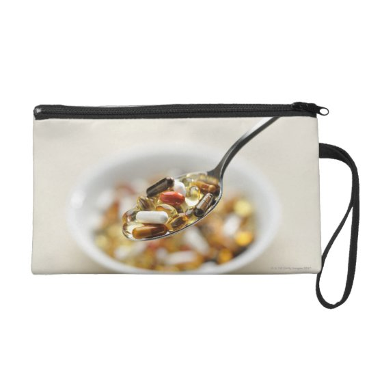 Supplements Wristlet