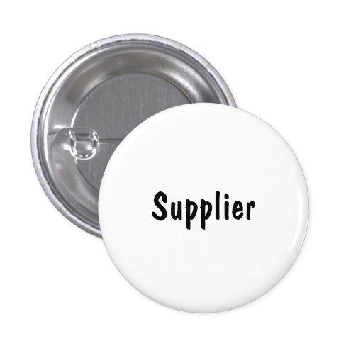 Supplier 1 Inch Round Button