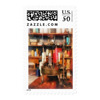 Supplies in Tailor Shop Postage